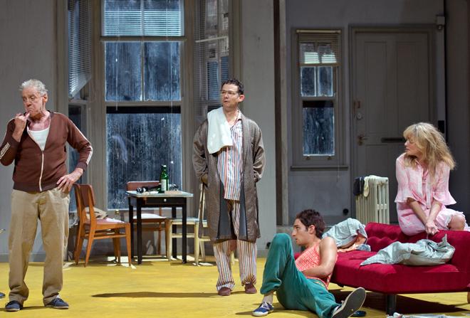Le Retour - Critique sortie Théâtre Paris _Théâtre de l'Europe