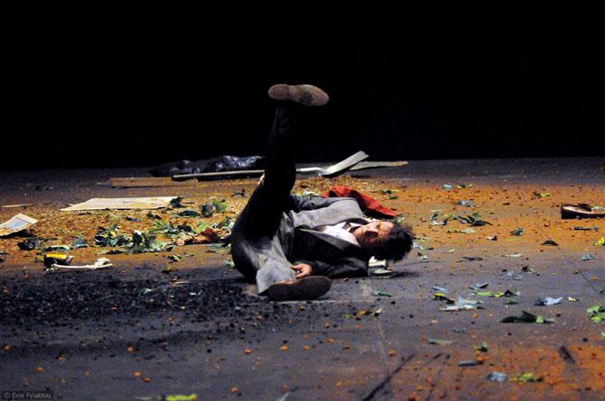 Ça quand même & Prises / Reprises - Critique sortie Danse Paris Théâtre de la Cité Internationale