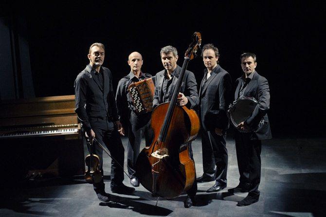 QUAI N°5 - Critique sortie Jazz / Musiques Paris Café de la Danse