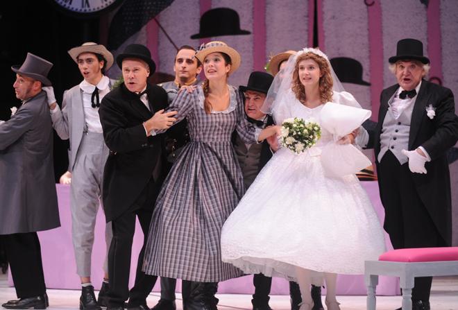 Un chapeau de paille d'Italie - Critique sortie Théâtre Paris