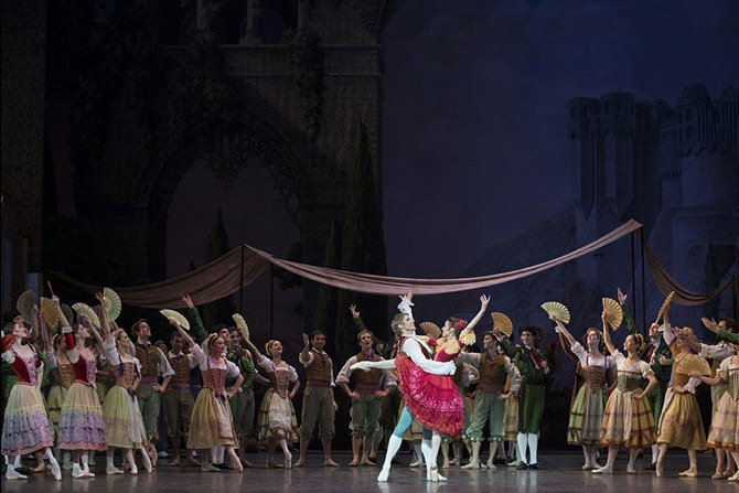 Don Quichotte - Critique sortie Danse Paris Opéra Bastille