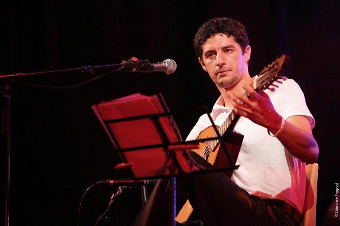 KAMEL EL HARRACHI - Critique sortie Jazz / Musiques Aulnay-Sous-Bois