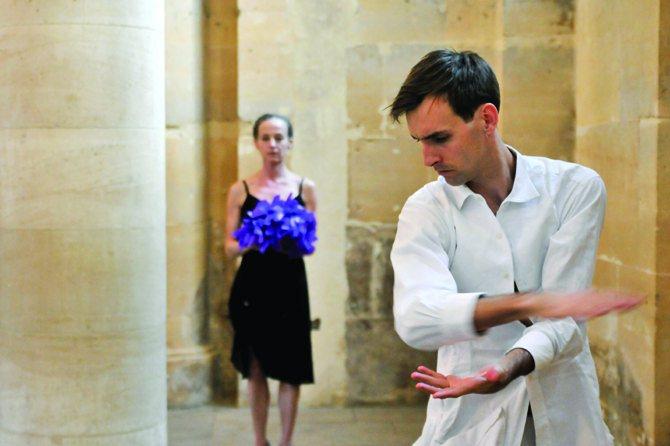 Le Scapulaire Noir - Critique sortie Danse Cergy-Centre _Théâtre des Arts