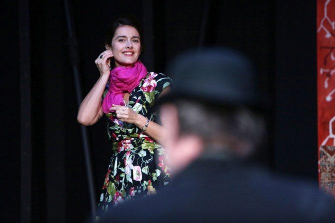 Une Petite Douleur - Critique sortie Théâtre Paris Théâtre des Abbesses