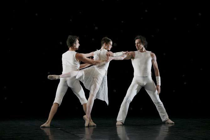 Programme William Forsythe/Trisha Brown - Critique sortie Danse Paris Palais Garnier