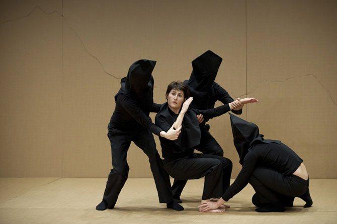 Je suis un metteur en scène japonais - Critique sortie Théâtre Paris Théâtre de la Cité Internationale