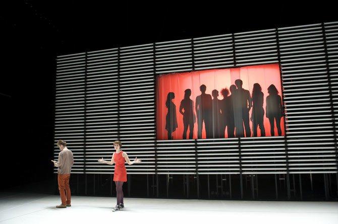 Living ! - Critique sortie Théâtre Ivry-sur-Seine _Théâtre des Quartiers d'Ivry