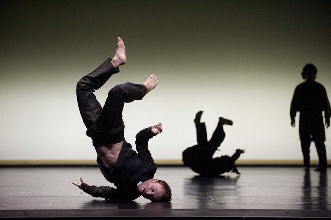 Masterclass de Damien Jalet - Critique sortie Danse Paris Atelier de Paris-Carolyn Carlson
