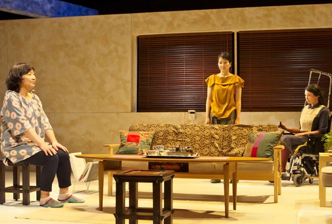 Les Trois sœurs version Androïde / Sayonara ver.2 - Critique sortie Théâtre Gennevilliers Théâtre2Genevilliers