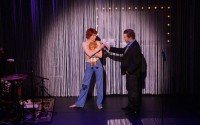 Légende : Quand Gainsbarre se barre, Gainsbourg est de retour. CR : Alain Dalmasso