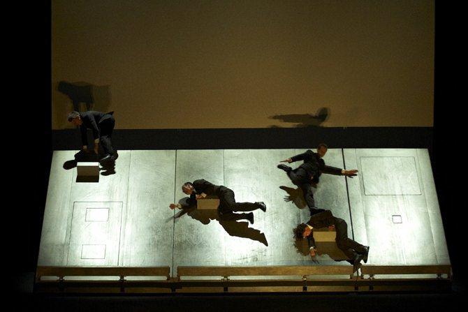 Plan B - Critique sortie Théâtre Paris Théâtre du Rond-Point