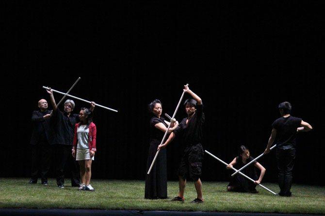 Wu-Wei - Critique sortie Théâtre Sceaux Les Gémeaux