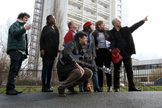C'est la faute à Le Corbusier - Critique sortie Théâtre Fontenay-sous-Bois Salle Jacques Brel