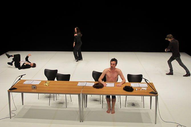 Cabaret discrépant - Critique sortie Danse Paris Théâtre national de la Colline