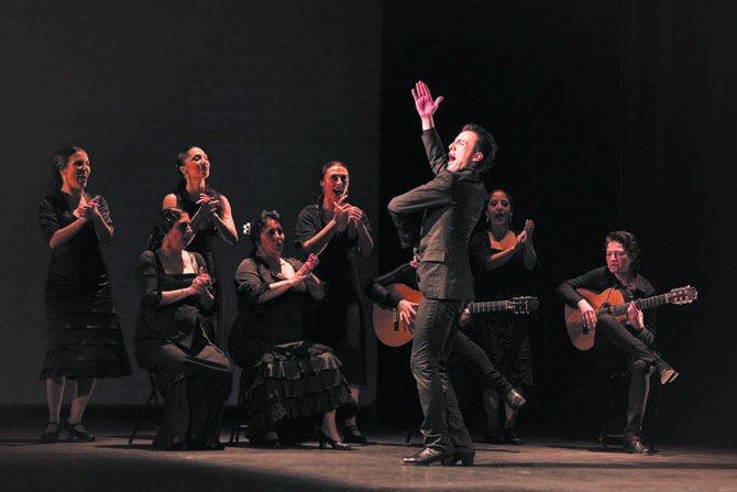 De Flamencas - Critique sortie Danse Sceaux Les Gémeaux