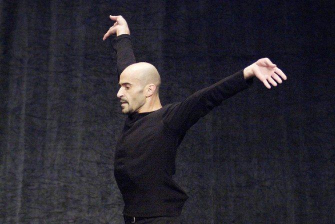 Entretien Emio Greco - Critique sortie Danse Aix-en-Provence Théâtre du Jeu de Paume