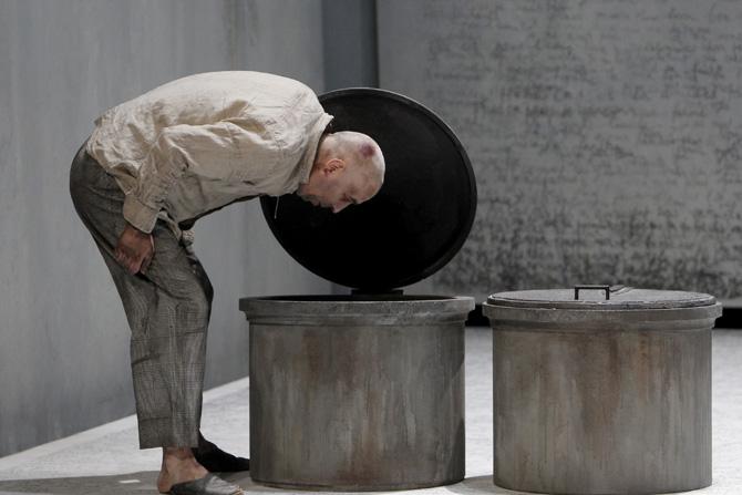 FIN DE PARTIE - Critique sortie Théâtre Paris THEATRE DE L'ODEON