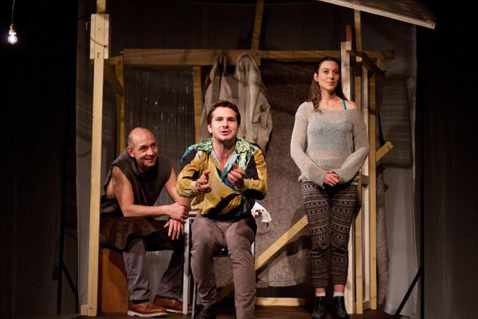 Jean La Chance - Critique sortie Théâtre Marseille Théâtre Toursky