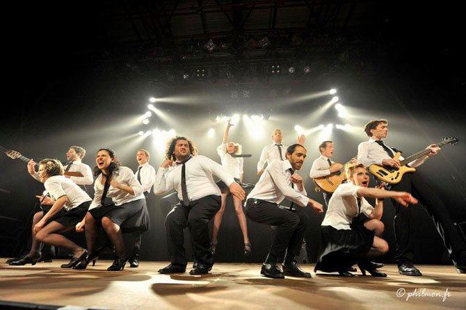 LES FRANGLAISES - Critique sortie Jazz / Musiques Aulnay-Sous-Bois