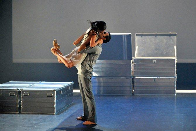 Roméo et Juliette - Critique sortie Danse Théâtre Théâtre Firmin Gémier – La Piscine