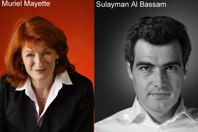 Entretien croisé / Muriel Mayette et Sulayman Al-Bassam - Critique sortie Théâtre Marseille Théâtre du Gymnase