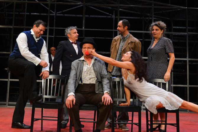Un Fil à la patte - Critique sortie Théâtre Nice Théâtre National de Nice