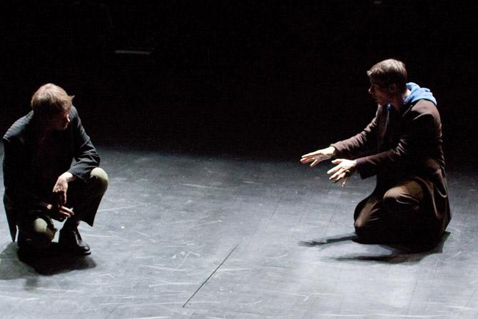 Dans la solitude des champs de coton - Critique sortie Théâtre Montataire Le Palace