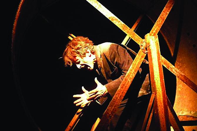 Festival Périphérique - Critique sortie Théâtre Cergy-Pontoise L'APOSTROPHE - THEATRE DES ARTS