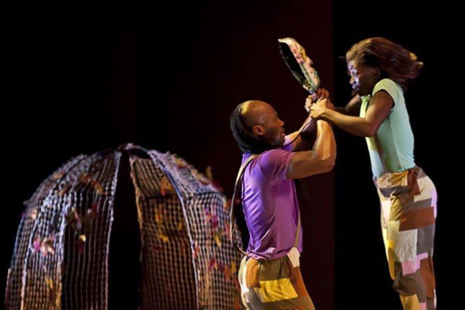 Zoom ! Palabres - Critique sortie Théâtre Fontenay-aux-Roses Théâtre des Sources