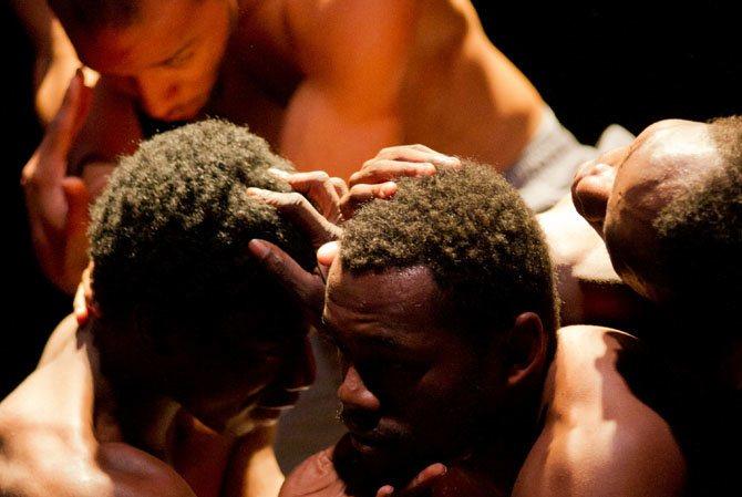 Rage - Critique sortie Danse Suresnes Théâtre Jean Vilar