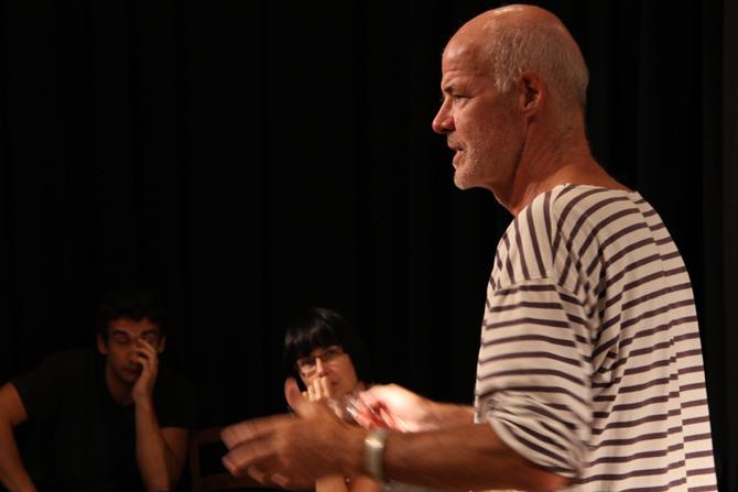 Ce que nous fabriquons - Critique sortie Théâtre Paris Théâtre de l'Atalante