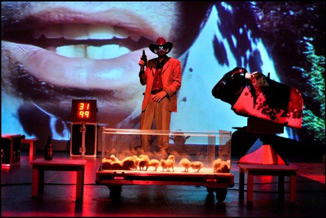Muerte y reencarnacion en un cowboy - Critique sortie Théâtre Gennevilliers Théâtre2Genevilliers
