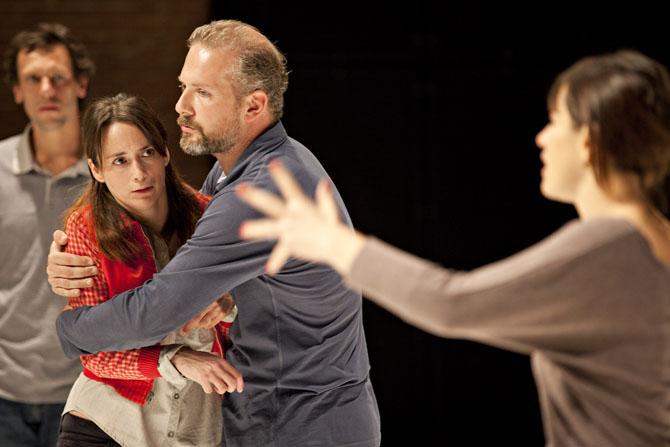 Tout mon amour - Critique sortie Théâtre Noisiel La Ferme du Buisson