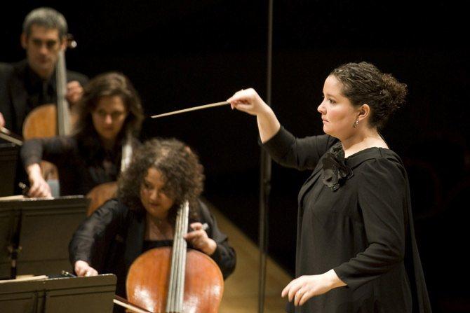 Entretien Zahia Ziouani - Critique sortie Classique / Opéra Aix-en-Provence