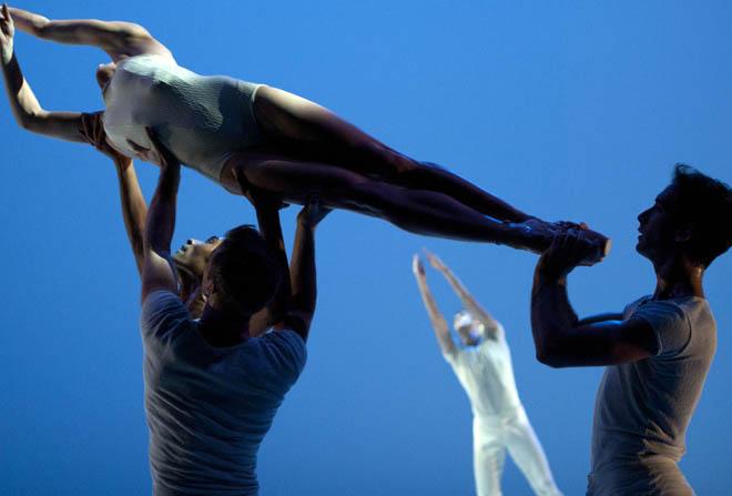 Les Ballets de Monte Carlo au diapason - Critique sortie Danse Monaco Opéra de Monte Carlo