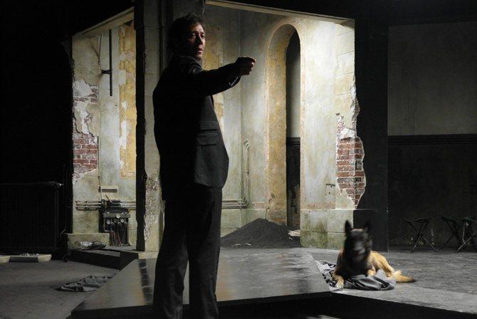 Dans la solitude des champs de coton - Critique sortie Théâtre Paris Etoile du Nord