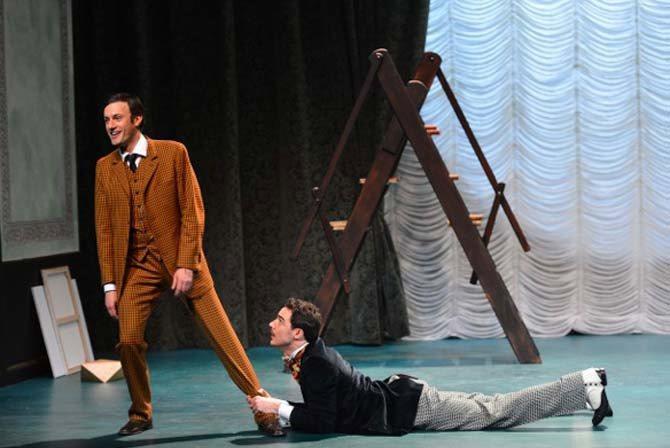 L'Importance d'être sérieux - Critique sortie Théâtre Boulogne-Billancourt TOP