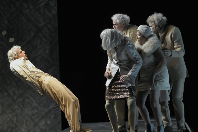 Lendemains de fête - Critique sortie Théâtre Paris Théâtre des Abbesses