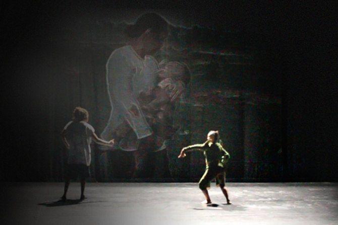 Crédit : DR Légende : L'enfance au cœur de la dernière création d'Eric Minh Cuong Castaing.