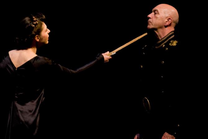 Macbeth - Critique sortie Théâtre Marseille Théâtre Gyptis