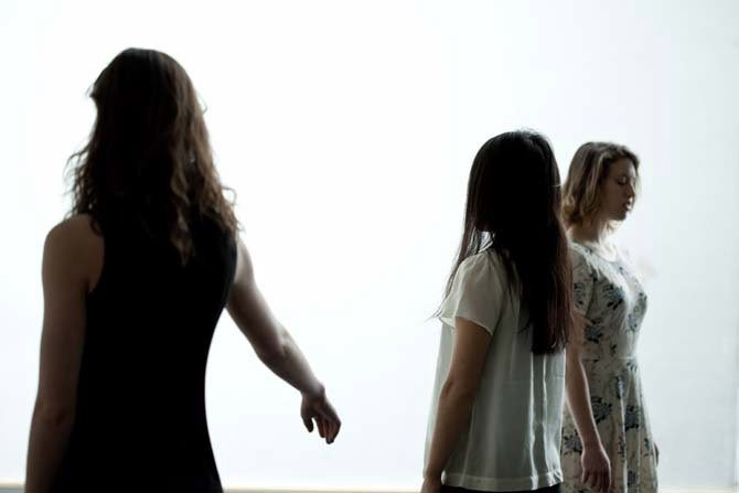 Douve - Critique sortie Danse Paris Atelier de Paris-Carolyn Carlson