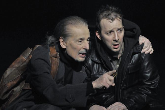 Fahrenheit 451 - Critique sortie Théâtre Aubervilliers Théâtre de la Commune