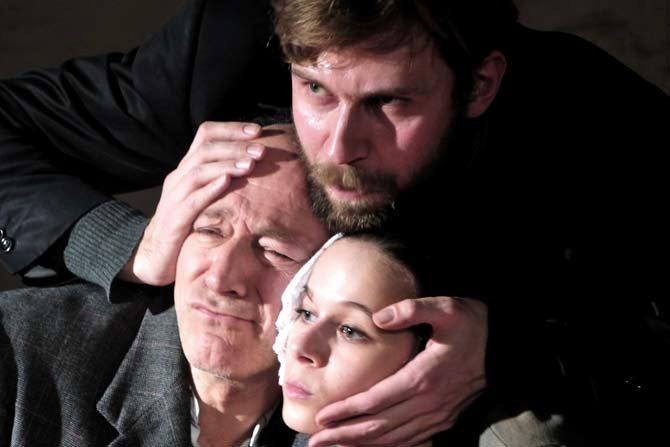 L'homme qui se hait - Critique sortie Théâtre Paris Théâtre national de Chaillot