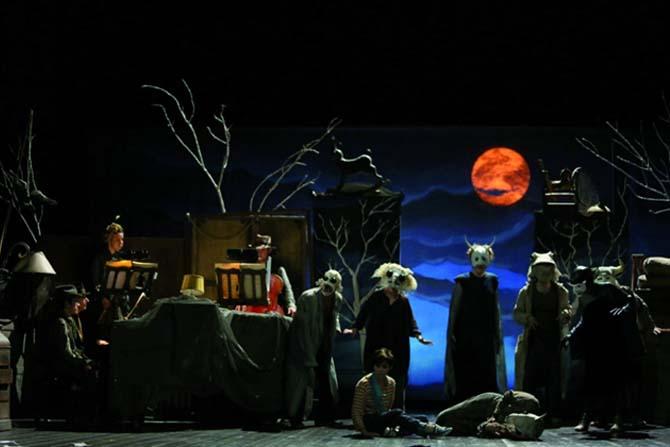 L'ENFANT ET LES SORTILEGES - Critique sortie Classique / Opéra SAINT ETIENNE Comédie de Saint-Etienne