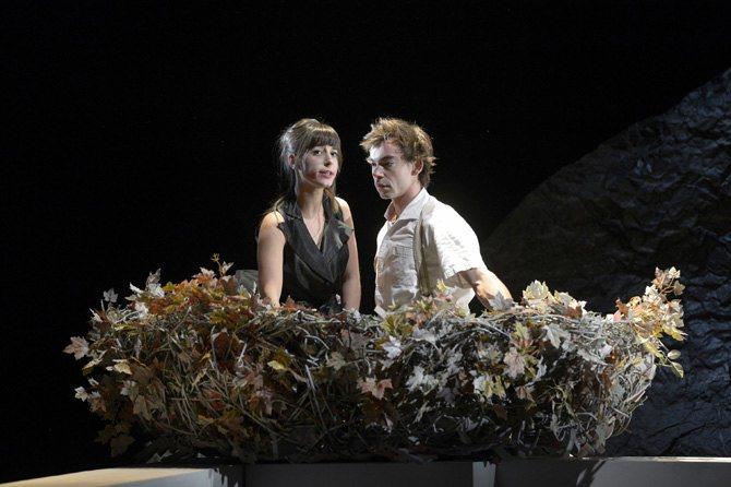 Montedidio - Critique sortie Théâtre Paris Théâtre de l'Atalante