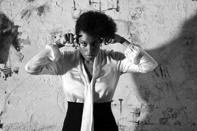 SANDRA NKAKÉ - Critique sortie Jazz / Musiques Bagneux Théâtre Victor-Hugo de Bagneux