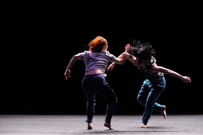 Tiger Tiger Burning Bright - Critique sortie Danse Créteil Maison des Arts de Créteil