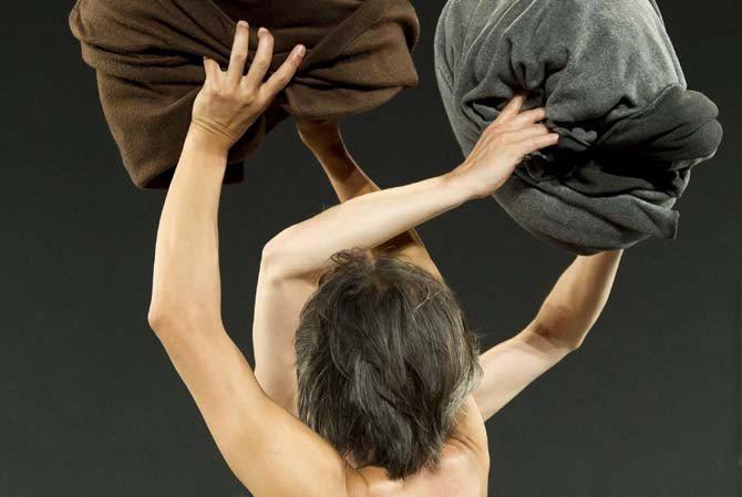 Une douce imprudence - Critique sortie Danse Vanves Théâtre de Vanves