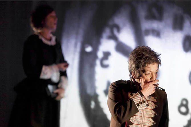 Whistling Psyche - Critique sortie Théâtre saint denis Théâtre Gérard Philipe