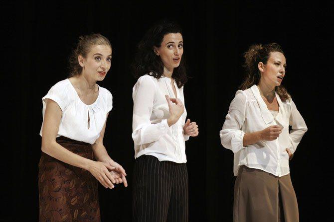 A Posto - Critique sortie Danse Paris Théâtre des Abbesses